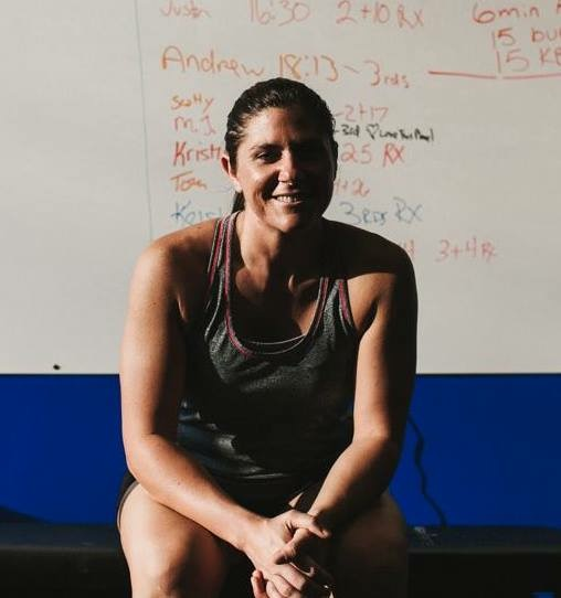 Tracy Terrell, CrossFit Coach