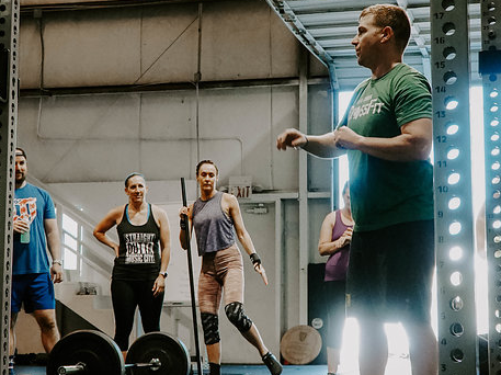 Brian Holmes - CrossFit Level 2 Trainer