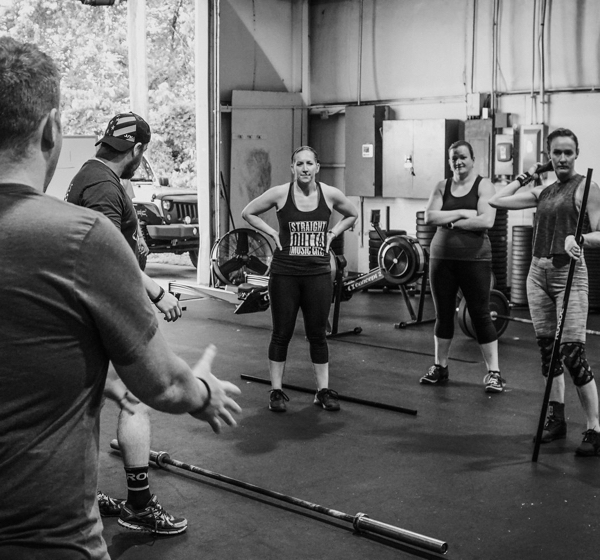 On Ramp intro to CrossFit